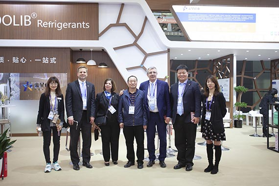 7. Congratulations to the cooperation between Starget Refrigerant and our customers