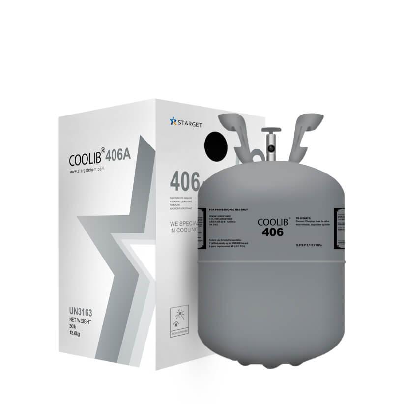 R406a of HCFC Refrigerants - Starget